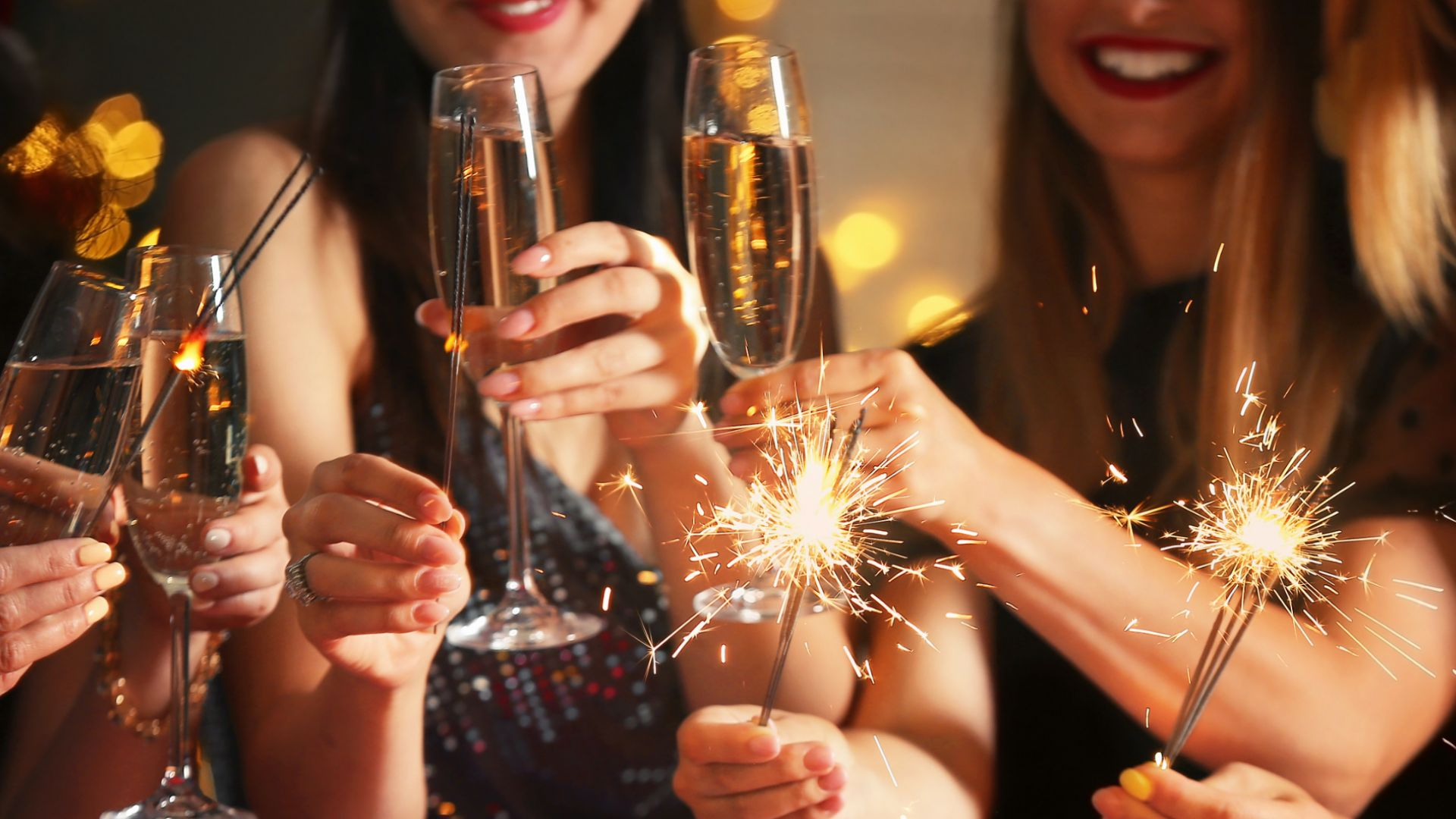 Come celebrate New Year's Eve at the Cap Roig and Eden Roc Hotels