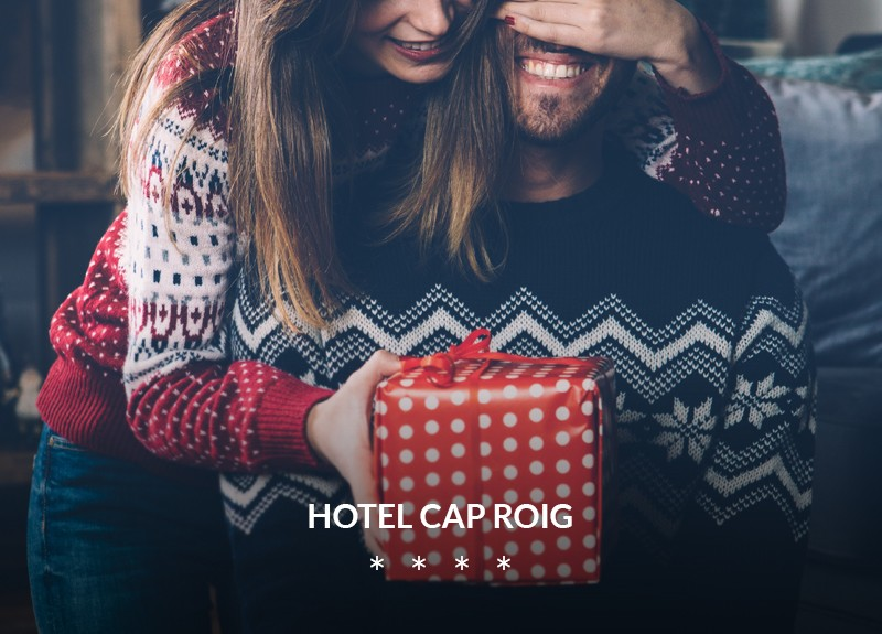 Enjoy Christmas at Hotel Cap Roig
