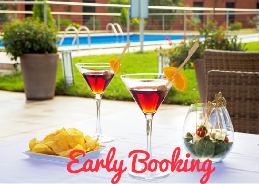 EARLY BOOKING 15% - Hôtel Eden Park