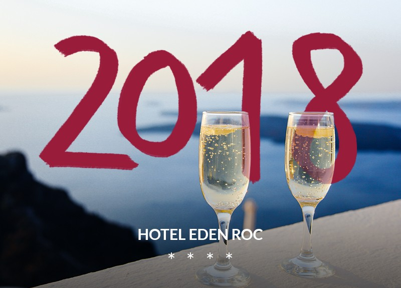 New Year's Eve 2017-2018 - Hotel Eden Roc