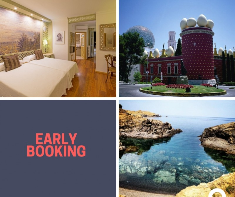 EARLY BOOKING 15% - Hôtel President