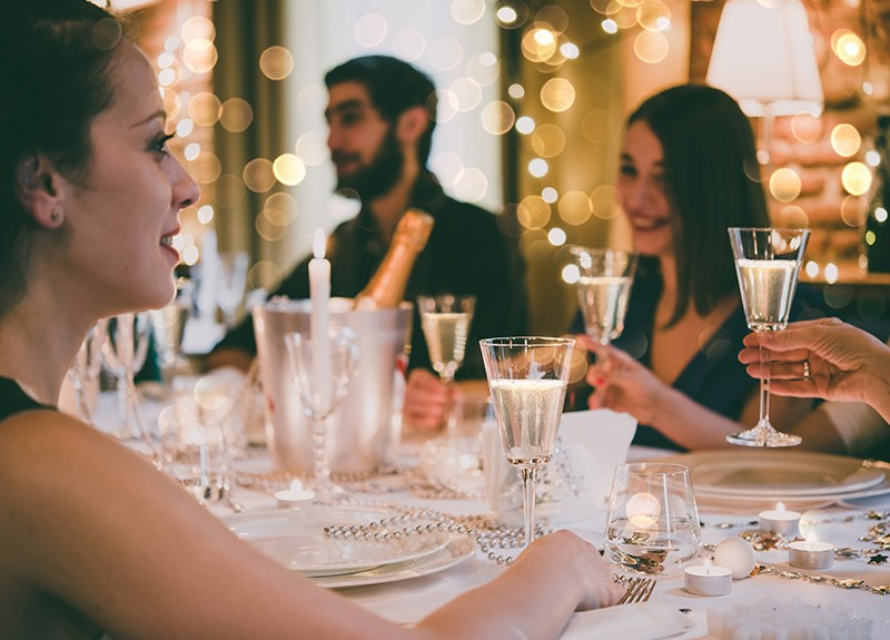 New Year's Eve 2018- 2019 - Hotel Cap Roig & Eden Roc