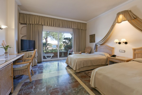 Superior Double Room at Port Salvi