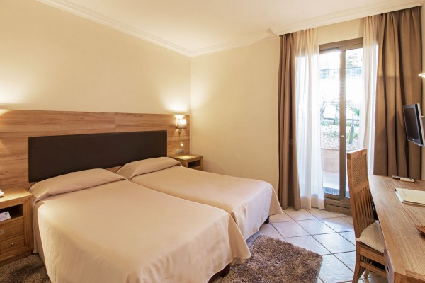 SHARED Standard Double Room - PSEN