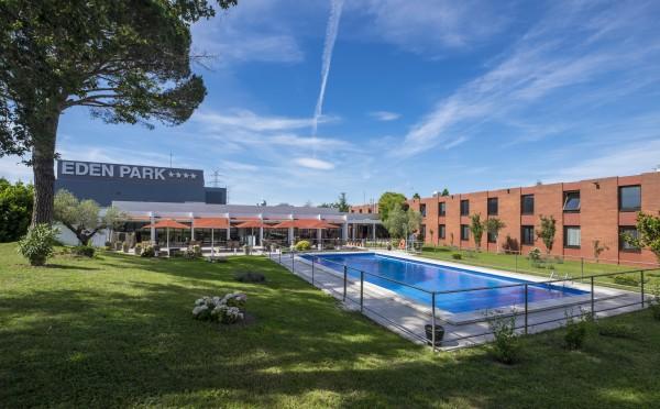 Hotel Eden Park Aéroport Girona-Costa Brava