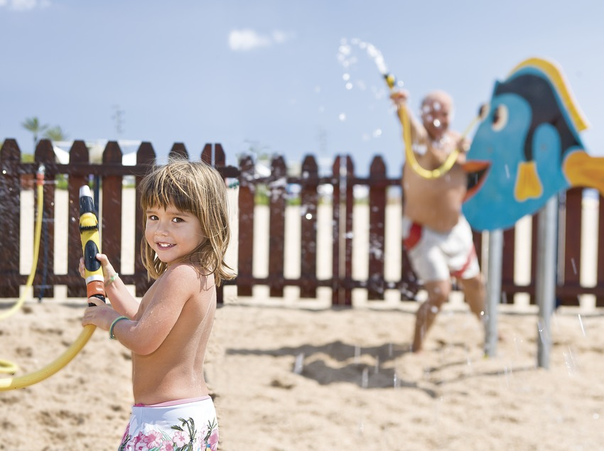 Enjoy Platja d'Aro with your family