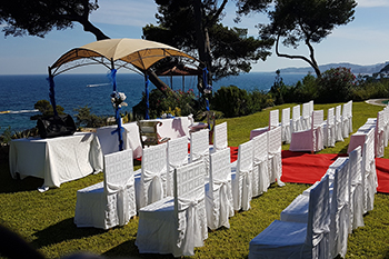 Charming events by the sea